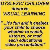 education videos for dyslexic children