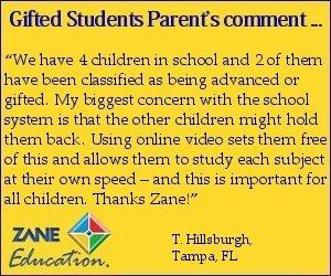 educational videos for gifted students