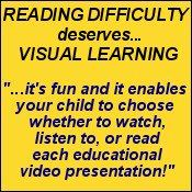education videos for students with reading difficulties