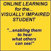 education videos for visually impaired students