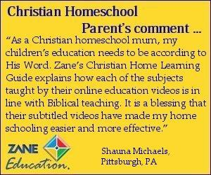educational video for christian homeschoolers