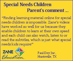 educational videos for special needs students